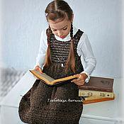 Работы для детей, handmade. Livemaster - original item Sundress Znayka.. Handmade.