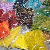 Материалы для творчества handmade. Livemaster - original item Different Chinese beads, 30 gram. Handmade.