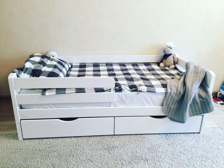 Детская односпальная кровать, Мебель, Екатеринбург,  Фото №1