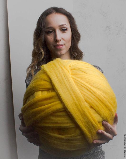 CLOUDLET | Пряжа толстая для ручного вязания - 100% Меринос