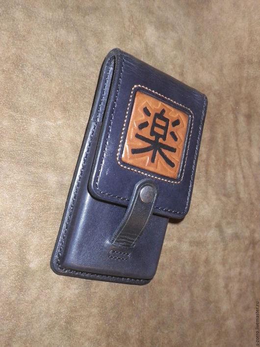 Для телефонов ручной работы. Ярмарка Мастеров - ручная работа. Купить Чехол для смартфона. Handmade. Черный, подарок на любой случай