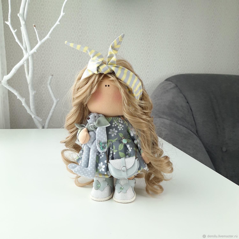 Doll, textile Doll, interior, Dolls, Tula,  Фото №1
