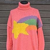 Гравити Фолз - свитер со звездой
