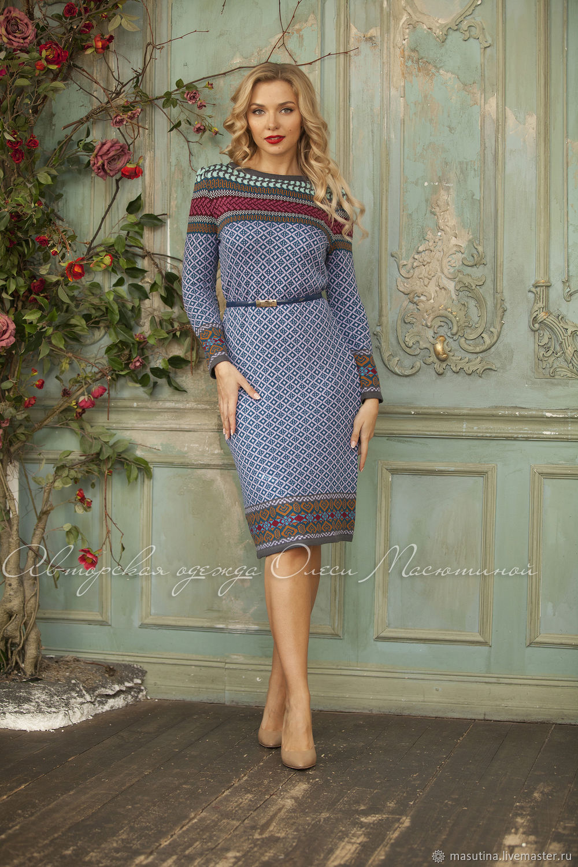 Dress 'Jacquard', Dresses, St. Petersburg,  Фото №1