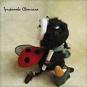 Куклы и игрушки ручной работы. Ярмарка Мастеров - ручная работа Мама спешила с работы.... Handmade.