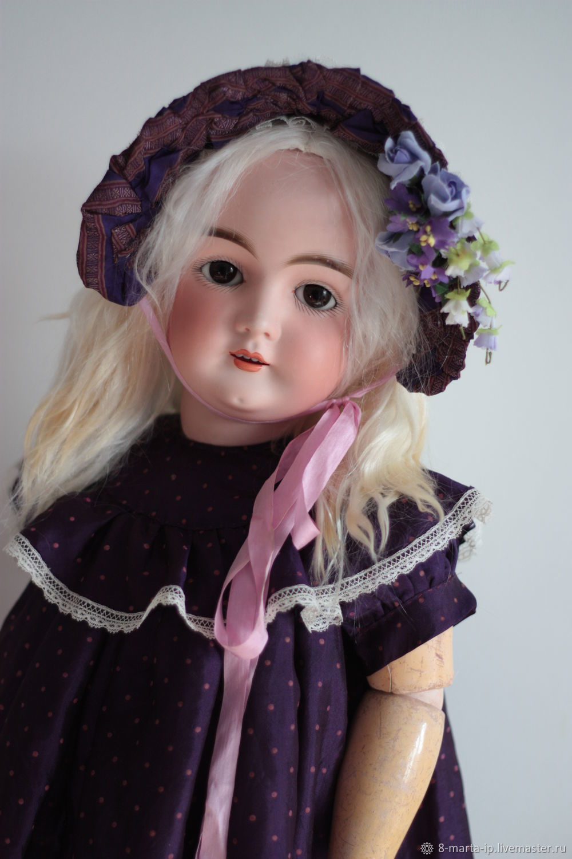 Винтаж: Антикварная кукла Kestner 146, Куклы винтажные, Одинцово,  Фото №1