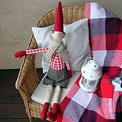 Куклы и игрушки ручной работы. Ярмарка Мастеров - ручная работа Эльф МАЙЛЕГ новогодний гном. Handmade.