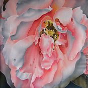 Картины и панно ручной работы. Ярмарка Мастеров - ручная работа Розовые лепестки. Handmade.