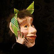 """Куклы и игрушки ручной работы. Ярмарка Мастеров - ручная работа Кукла """"БОЛЯШКА"""". Handmade."""