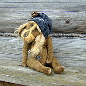 Stuffed Toys handmade. Livemaster - original item Old Jack. Handmade.