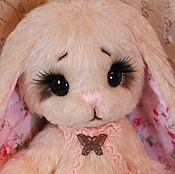 Куклы и игрушки ручной работы. Ярмарка Мастеров - ручная работа Зайка Зефирка. Handmade.