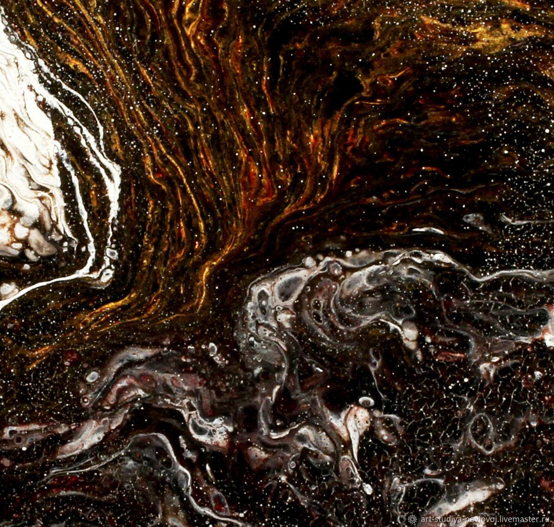 абстракция Галактика акрил, Картины, Москва,  Фото №1