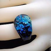 Украшения handmade. Livemaster - original item Ring handmade with 999 silver. Handmade.