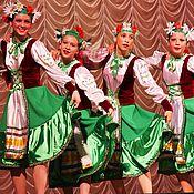 """Одежда ручной работы. Ярмарка Мастеров - ручная работа Белорусский танец """"Лявониха"""". Handmade."""