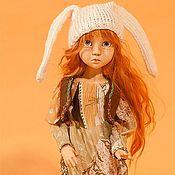 Куклы и игрушки ручной работы. Ярмарка Мастеров - ручная работа Джинжер(Ginger). Handmade.