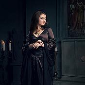 Одежда ручной работы. Ярмарка Мастеров - ручная работа Платье ведьмы для фотосессий. Handmade.
