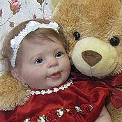 Куклы и игрушки ручной работы. Ярмарка Мастеров - ручная работа Куки ,70 см от Донны Руперт. Handmade.
