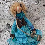 Куклы и игрушки ручной работы. Ярмарка Мастеров - ручная работа Бохиня Ханьюл-небесная девочка. Handmade.