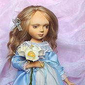 Куклы и игрушки ручной работы. Ярмарка Мастеров - ручная работа Алиса. Авторская кукла.. Handmade.
