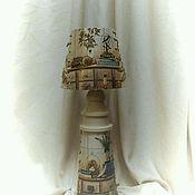 Для дома и интерьера ручной работы. Ярмарка Мастеров - ручная работа Ночник в стиле прованс. Handmade.