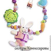 """Одежда ручной работы. Ярмарка Мастеров - ручная работа слингобусы """"Кролик"""". Handmade."""