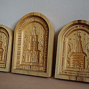 Для дома и интерьера handmade. Livemaster - original item Set of gingerbread boards the Soul of a tree. Handmade.