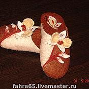 """Обувь ручной работы. Ярмарка Мастеров - ручная работа """"Орхидея"""". Handmade."""