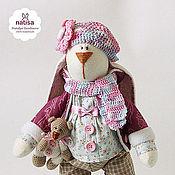 Куклы и игрушки ручной работы. Ярмарка Мастеров - ручная работа Кролик Васька. Handmade.
