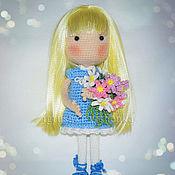 Куклы и игрушки ручной работы. Ярмарка Мастеров - ручная работа Кукла Марта. Handmade.