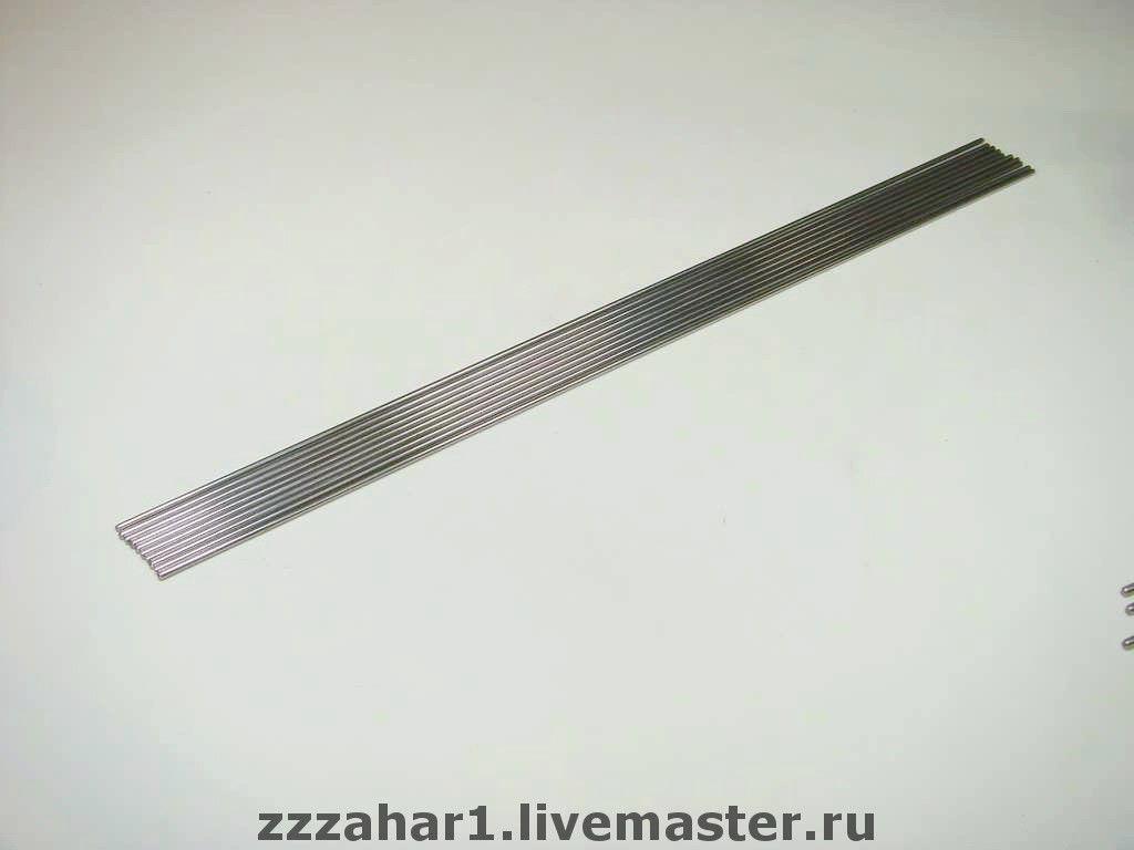 Mandrel d 4,0 mm L 300 mm (10 PCs), Tools, Raduzhny,  Фото №1