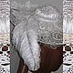 White lace hat from the collection 'Adventum', Hats1, Moscow,  Фото №1