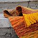 """Текстиль, ковры ручной работы. Коврик """"Солнечная осень"""". Просто Счастье. Ярмарка Мастеров. Коврик для детской, ковер, яркий, солнце"""
