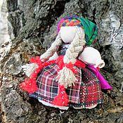 Русский стиль ручной работы. Ярмарка Мастеров - ручная работа Народная кукла,сувенир ручной работы,куклы из Удмуртии,тряпичная кукла. Handmade.
