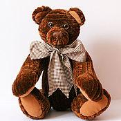 Куклы и игрушки handmade. Livemaster - original item bear Plusik. Handmade.