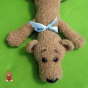 Куклы и игрушки ручной работы. Ярмарка Мастеров - ручная работа Мишка-сплюшка. Handmade.