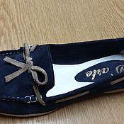Обувь ручной работы. Ярмарка Мастеров - ручная работа Макасины женские. Handmade.
