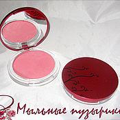 Косметика ручной работы handmade. Livemaster - original item Natural blush. Handmade.