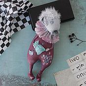 Куклы и игрушки handmade. Livemaster - original item Rats with a bag of gifts.. Handmade.