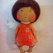 Куклы и игрушки ручной работы. Ярмарка Мастеров - ручная работа ангел,ангелочек. Handmade.