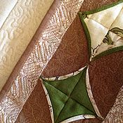 Материалы для творчества handmade. Livemaster - original item Organizer for Ironing table.. Handmade.