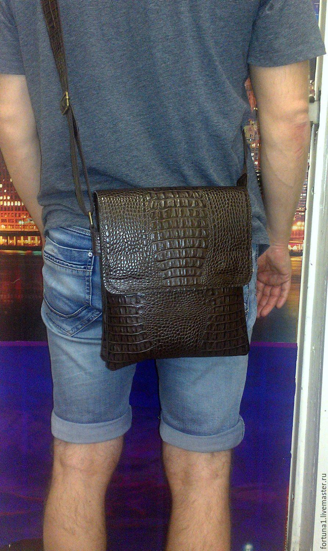 Bag leather 171, Classic Bag, St. Petersburg,  Фото №1