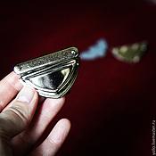 Материалы для творчества ручной работы. Ярмарка Мастеров - ручная работа Замок для сумки широкий. Handmade.