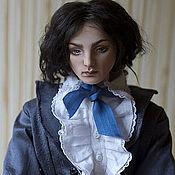 Куклы и игрушки ручной работы. Ярмарка Мастеров - ручная работа Алекс, фарфоровая шарнирная кукла. Handmade.