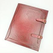 Свадебный салон handmade. Livemaster - original item Anniversary gift, wedding leather photo Album, personalized photo Album. Handmade.