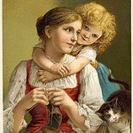 Чудо цветочки для мамы и дочки - Ярмарка Мастеров - ручная работа, handmade