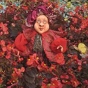 """Куклы и игрушки ручной работы. Ярмарка Мастеров - ручная работа """"Сеньор Помидор"""". Handmade."""