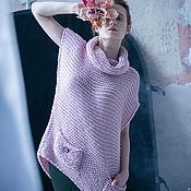 Одежда ручной работы. Ярмарка Мастеров - ручная работа Жилет Donata. Handmade.