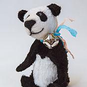 Куклы и игрушки ручной работы. Ярмарка Мастеров - ручная работа Малыш пандочка. Handmade.