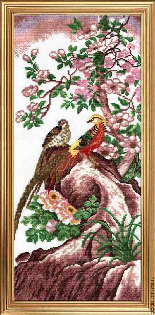 Арт. 624 Китайские птицы. Цена за набор-700руб