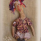 Куклы и игрушки ручной работы. Ярмарка Мастеров - ручная работа Лиззи - старая кукла. Handmade.